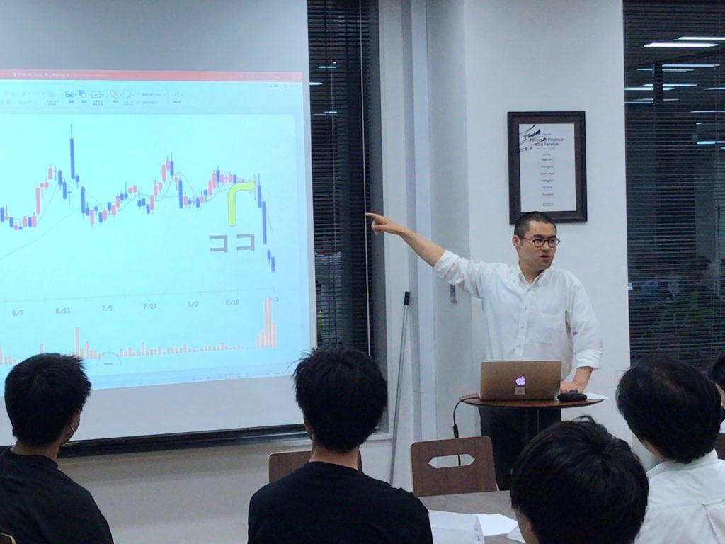 「STREAM」を運営するスマートプラス社との共同イベント『株広場』開催しました!