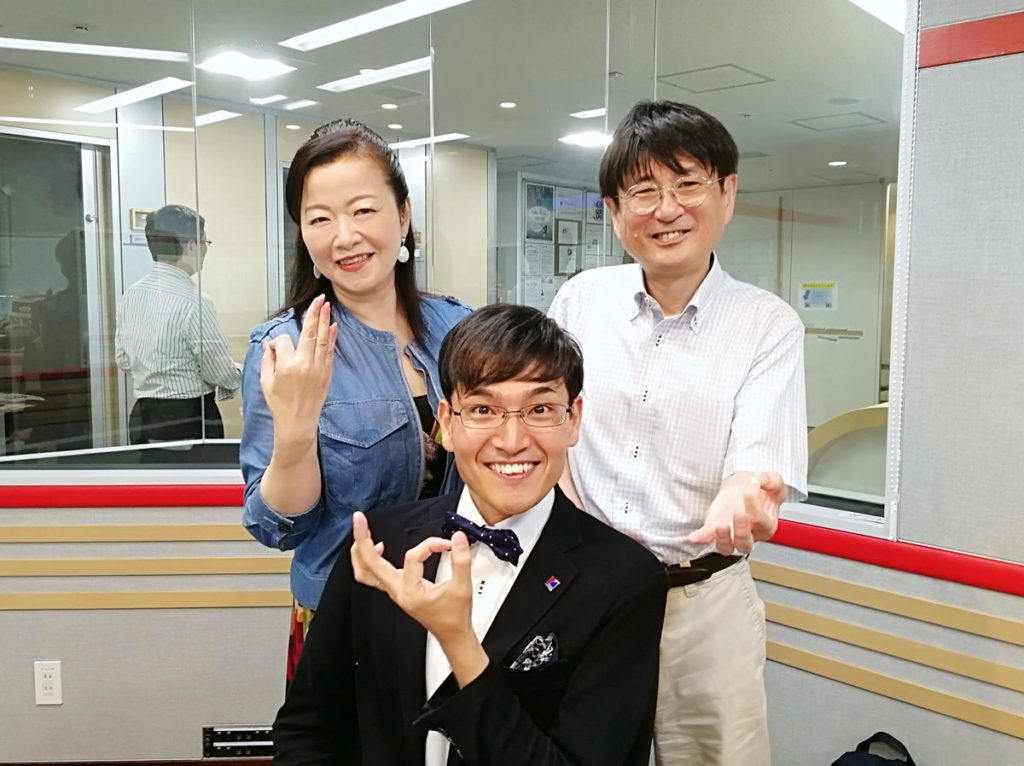 代表井村がラジオNIKKEI「マーケットプレス」に出演しました!