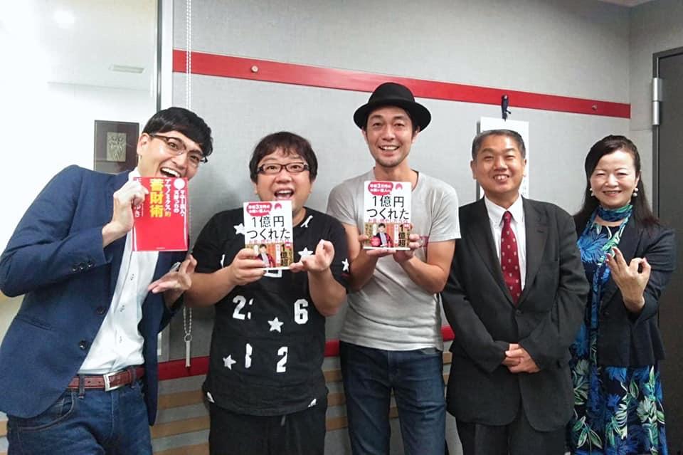 弊社代表の井村がラジオ日経後場の生放送、マーケットプレスに出させていただきました!