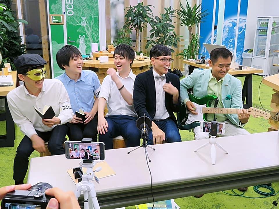Zeppyの活動がテレビ東京経済的番組、ワールドビジネスサテライト(WBS)に取り上げられました